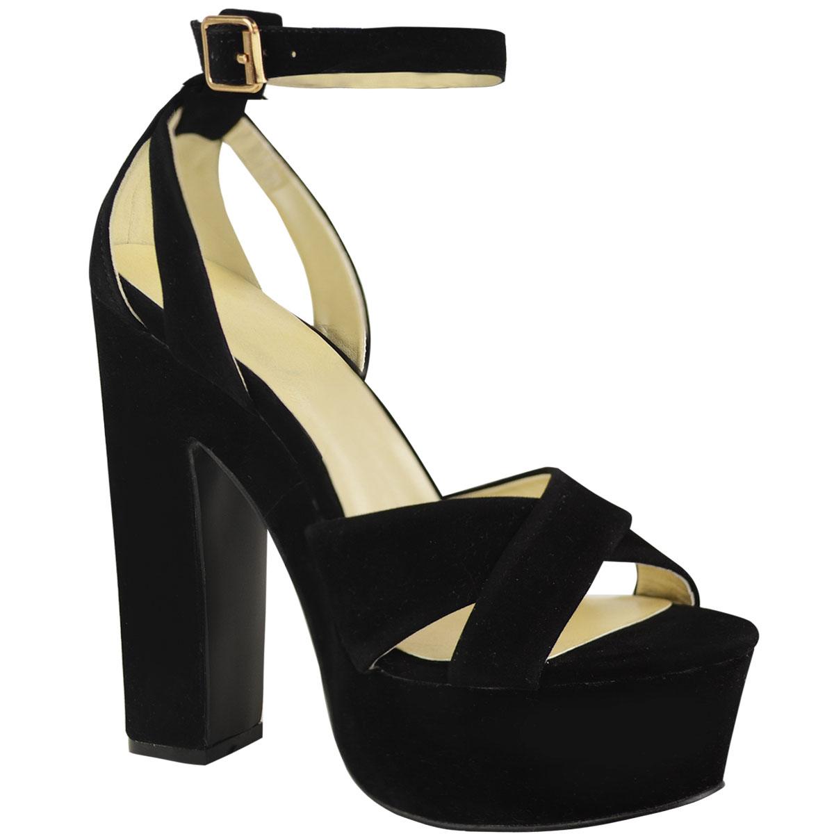 Zapatos Tacon Alto Sandalias