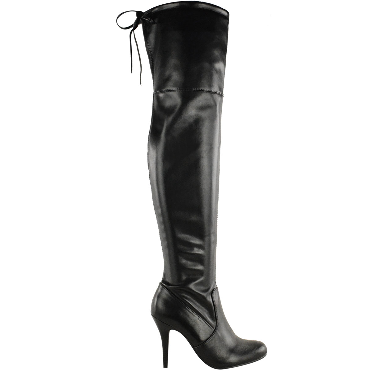 womens the knee thigh high stiletto heel boots